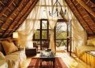 Africký interiér - foto saffroniabaldwin.com