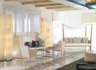 Lehký a prosvětlený interiér - foto interiordesignphotos.co.uk