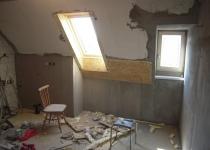 Přidání střešního okna