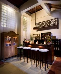 Kuchyně ve stylu Indonésie a Bali - foto: akitchendesignideas.com