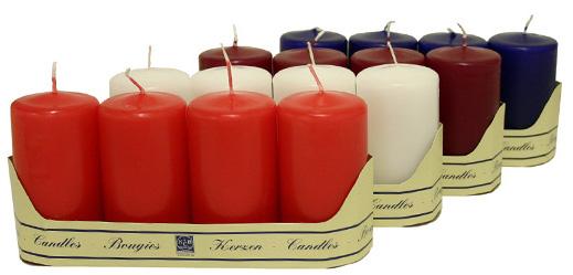 Adventní svíčky levně