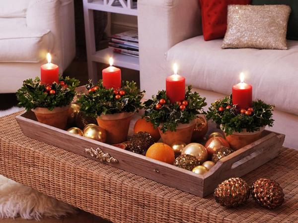 Svíčky, svícny, světýlka – hřejivé teplo domova