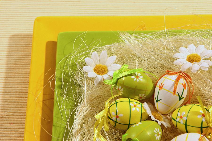 Velikonoce – přivolejte jaro výzdobou