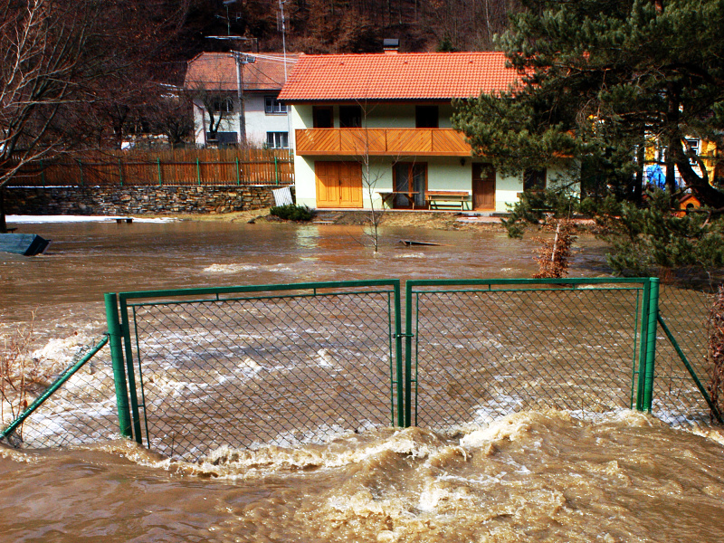 Čím vyšší riziko povodní, tím vyšší pojistka