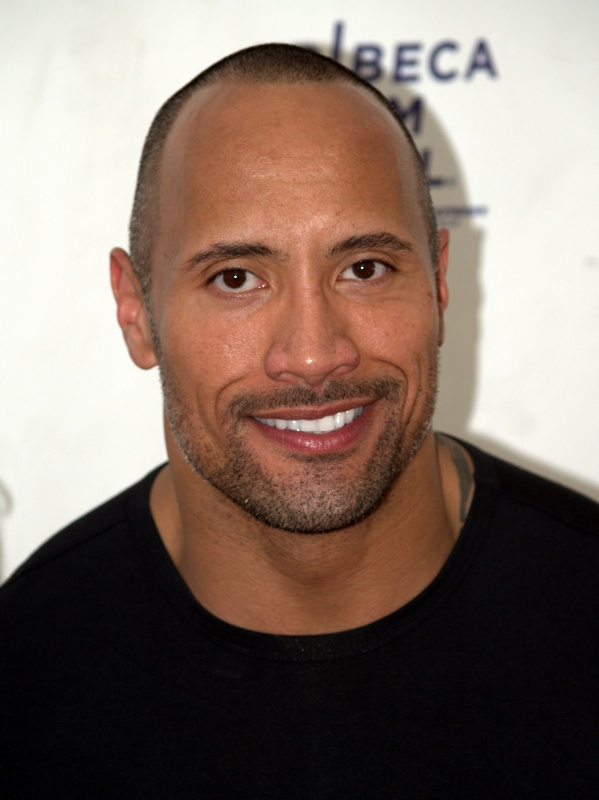Dwayne Johnson, foto: Wikipedia