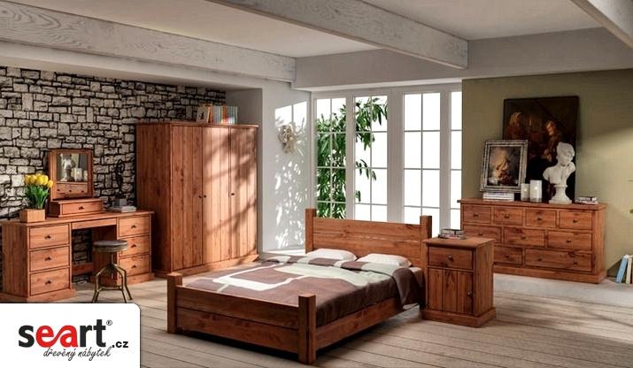 Kolekce moderně rustikálního nábytku pro jakýkoliv interiér