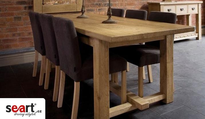 Jídelní stůl Rustyk