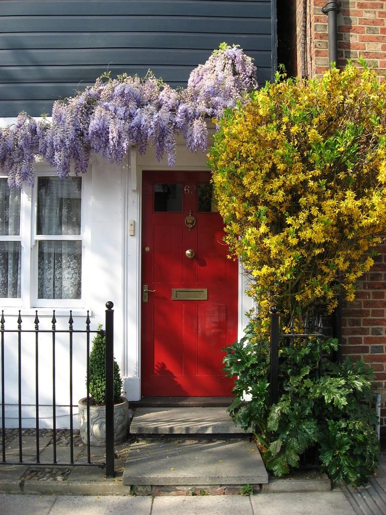 Stylové vchodové dveře